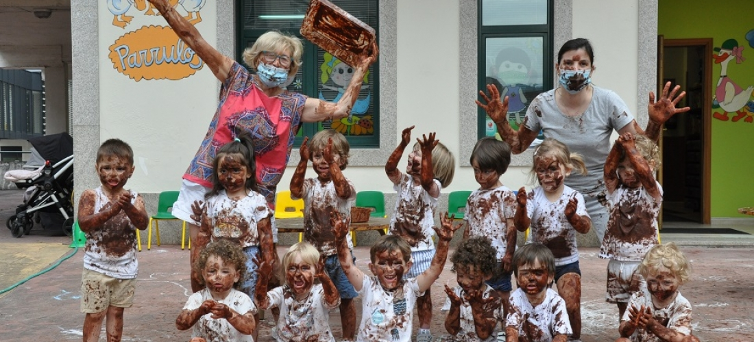 Masajes de chocolate