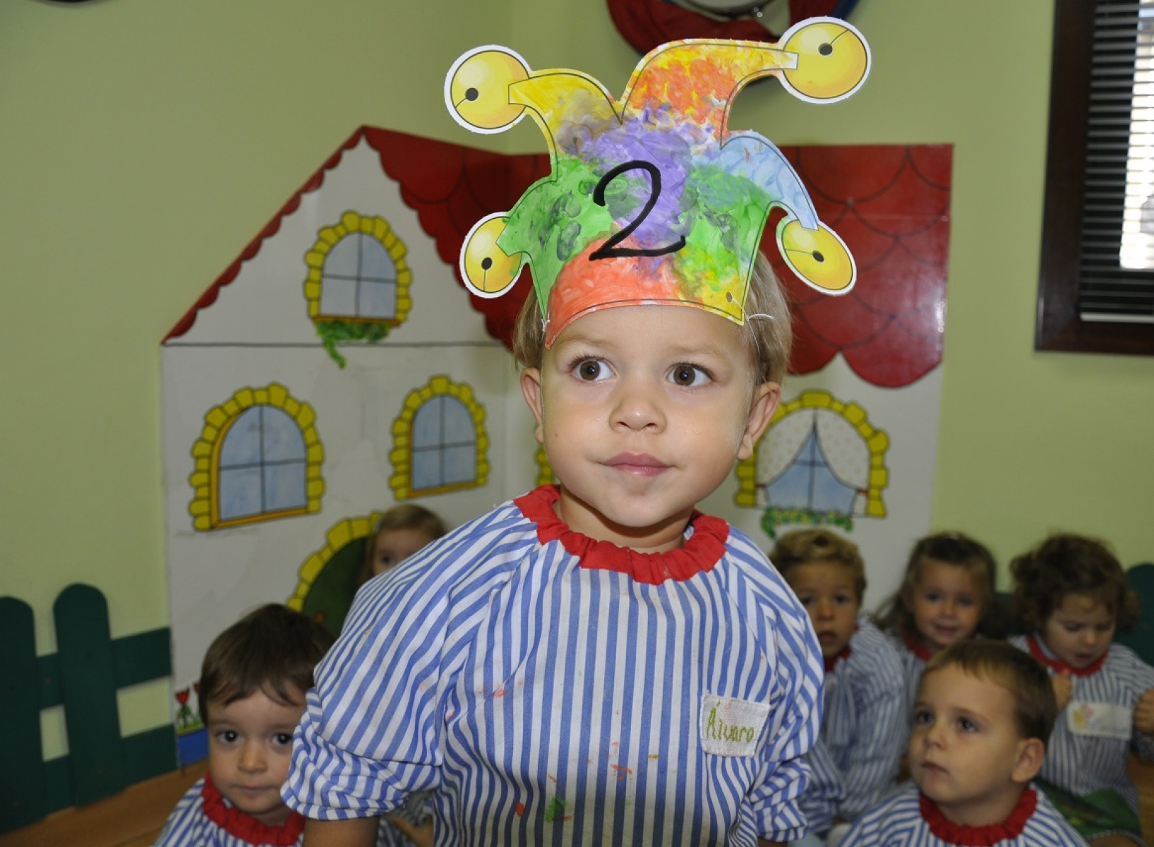 Cumpleaños de Álvaro