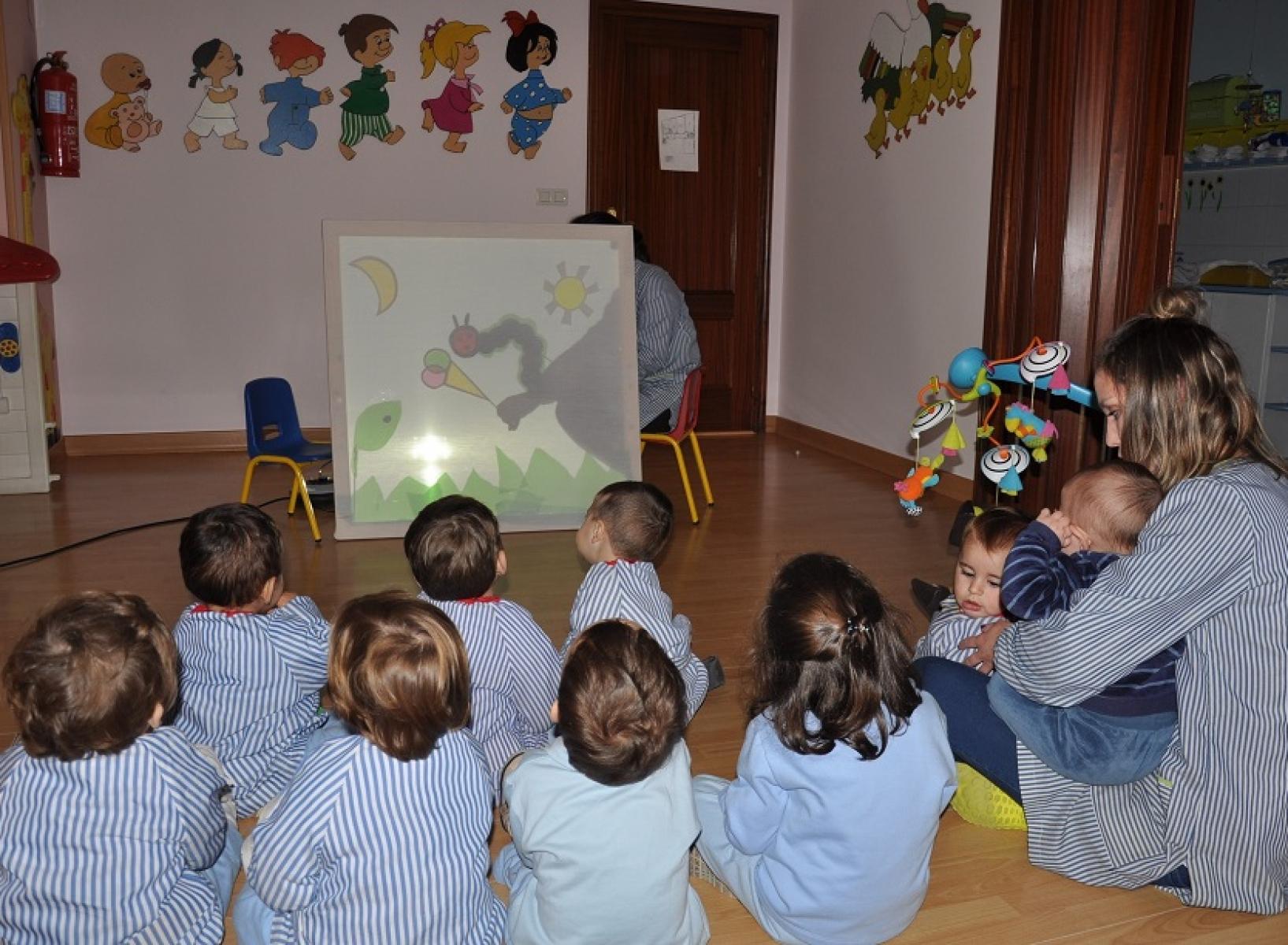 Celebración día de la infancia